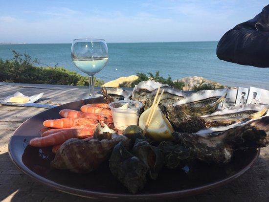 RE Ostrea : La mer dans son assiette
