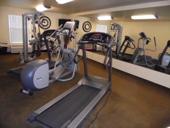 Kenai, AK: Exercise Room