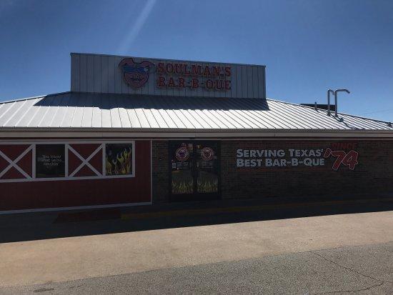 Mansfield, TX: Soulman's Bar-B-Que