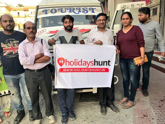 Holidays Hunt