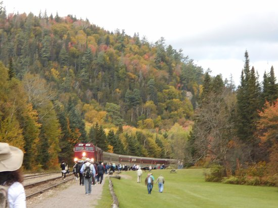 Agawa Canyon Tour Train: Canyon
