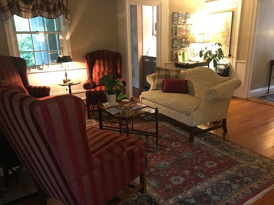Living Room Picture Of Candleberry Inn On Cape Cod Brewster