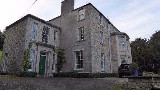 Jedburgh, UK: GLENFRIARS HOUSE B&B