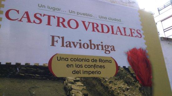 Yacimiento Arqueológico Flaviobriga