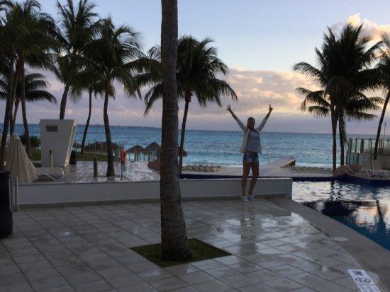 Riu Cancun Hotel Drinks In The Room