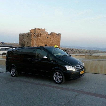 TAXI SERVICES PAPHOS(ANDREAS)