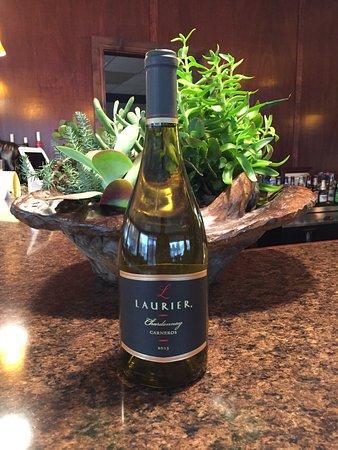 Yreka, CA: Laurier Chardonnay