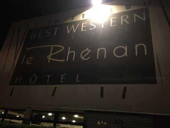 Dorlisheim, Frankrike: Best Western Plus Hotel Le Rhenan