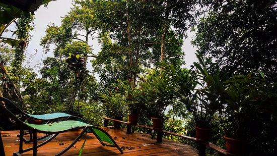 Ballena, Κόστα Ρίκα: Sun deck