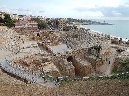 H10 Salauris Palace: Amphitheatre at Tarragona.