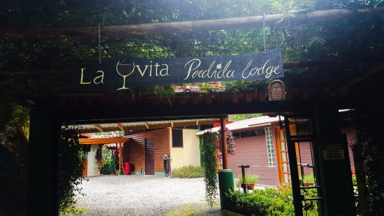 Ballena, Kosta Rika: Entrance