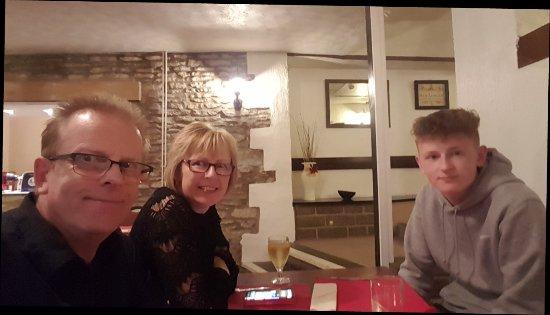 Hawkesbury Upton, UK: 20171017_194532_large.jpg