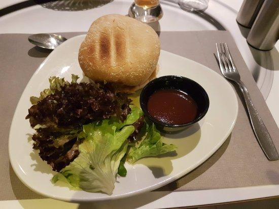 """Sausheim, France: un """"My Burger"""" ... et son accompagnement !!!!"""