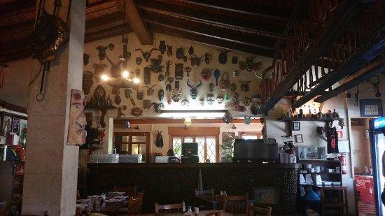 Algaida, España: El local