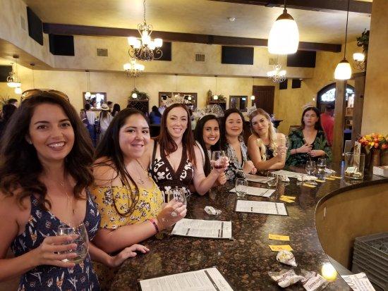 Temecula, Kaliforniya: Enjoying a Wine Tour