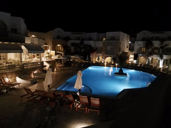 Aegean Plaza Hotel Photo