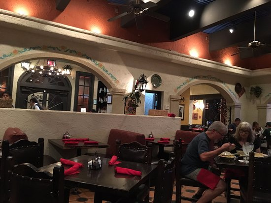 Interior of restaurant picture el fenix famous