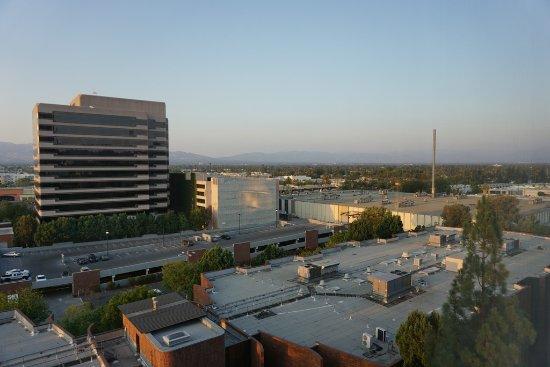 Hilton Woodland Hills/Los Angeles: Blick nach Norden