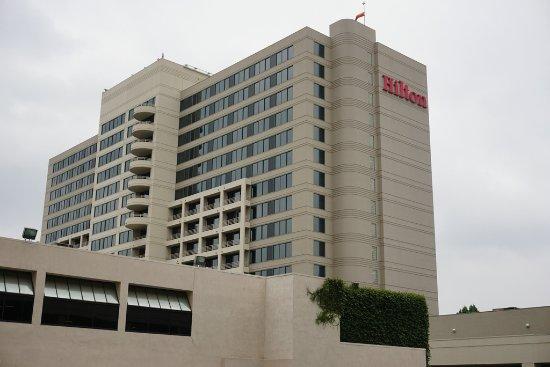 Hilton Woodland Hills/Los Angeles: Außenansicht