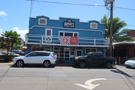 Charley's Restaurant: Charley's In Paia