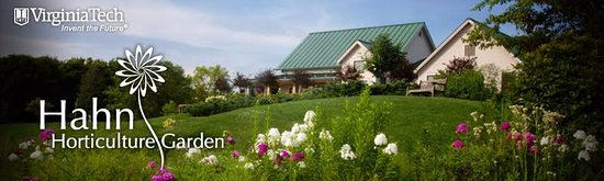 Blacksburg, VA: Pavilion at the Hahn Garden.
