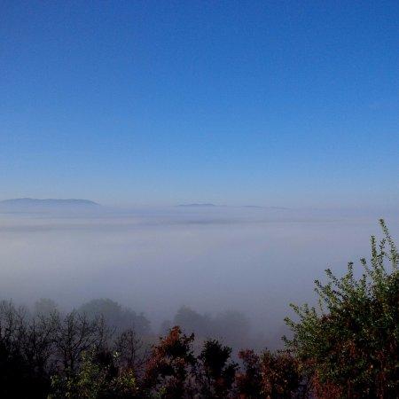 Casole d'Elsa, Italy: vista sulle colline