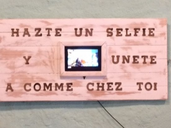 Ayamonte, Spain: selfie competition
