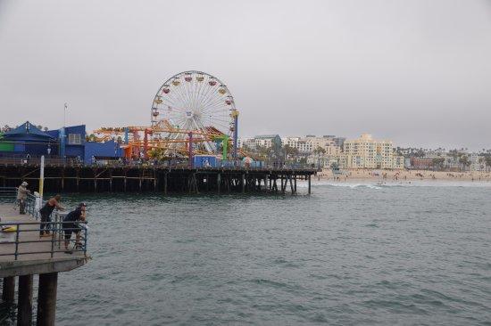 Fullerton, CA: Muelle de Santa Monica