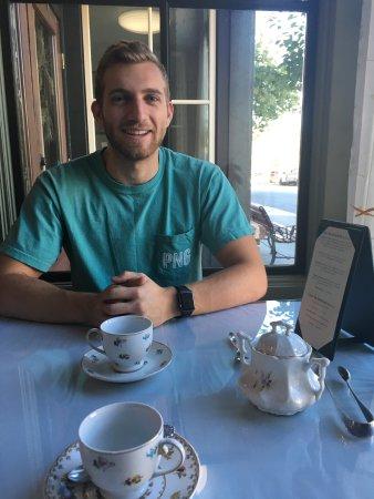 Ploughcroft Tea Room Menu