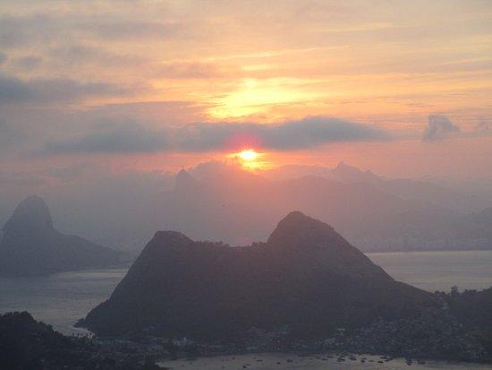 Rafael Torres Lopes Tour Guide : Beautiful sunset from Rafa's secret spot