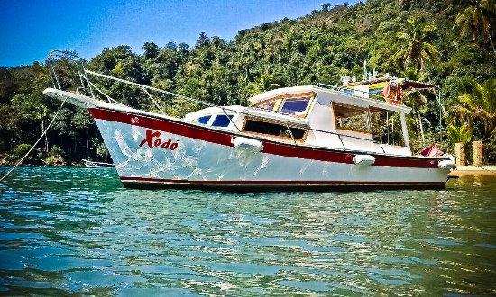 Barco Xodo Paraty