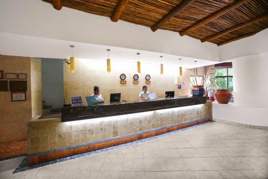 Casa Del Mar Cozumel Hotel & Dive Resort: Lobby área