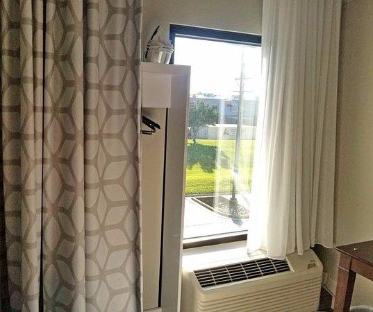 Joplin, MO: View from window