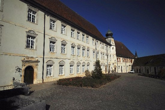 Porrentruy, Switzerland: Innenhof