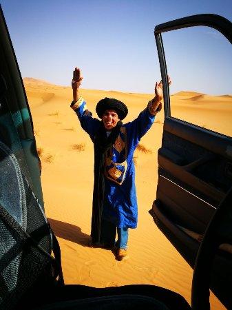 Merzouga Desierto: Merzouga Desert