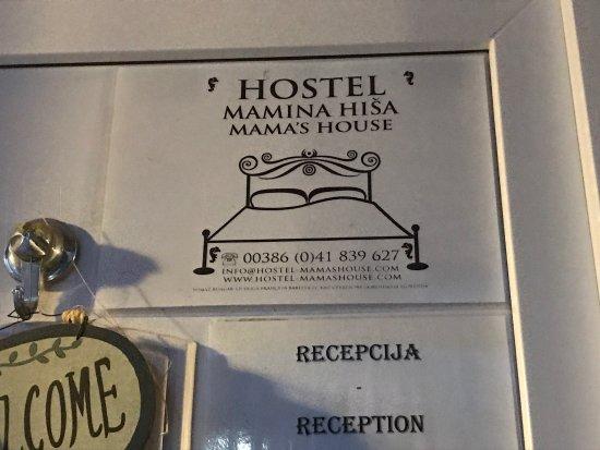 Cerklje, Slovenia: Hostel Mama's House