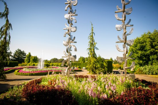 Oregon Garden Resort: The Oregon Garden