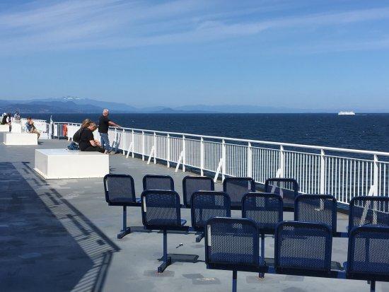 BC Ferries: Sundeck