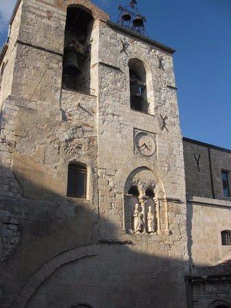 Centro Storico Petralia Soprana: Un particolare del Duomo
