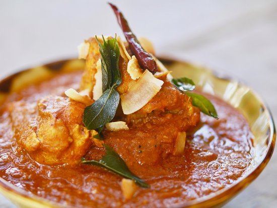 Goan Chicken Xacuti Picture Of Curry Leaf Cafe Kemptown Kitchen