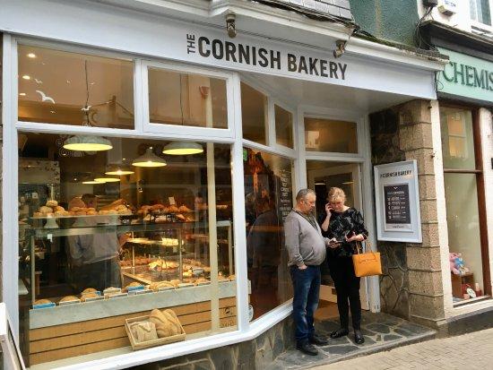 the cornish bakery