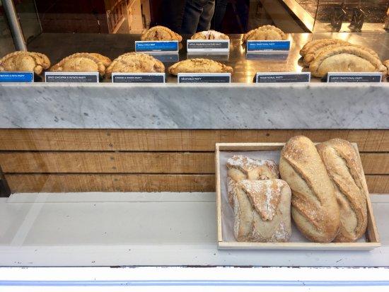 The Cornish Bakery: pasties