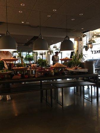 Sundsvall, Sverige: food