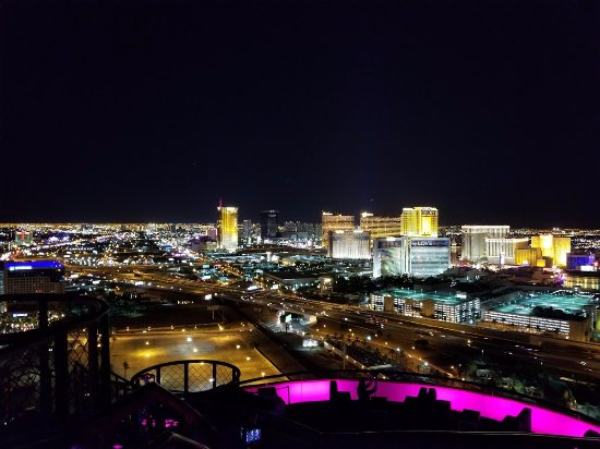 From Top of VooDoo Lounge