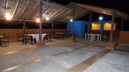 San Clemente, Ekvador: Restaurante Terraza