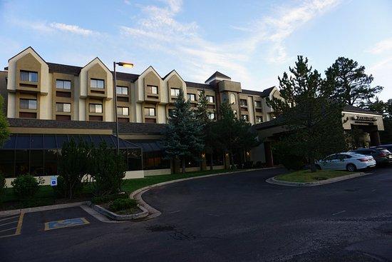 Doubletree By Hilton Hotel Flagstaff Außenansicht