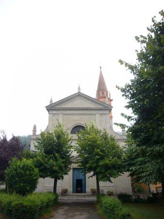 Montese, Italia: la chiesa di Maseno