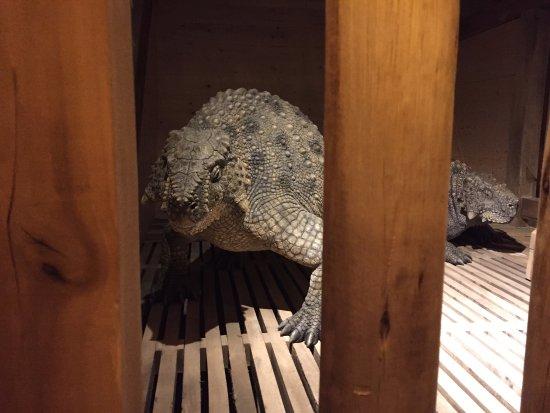 Williamstown, KY: Dinosaurs