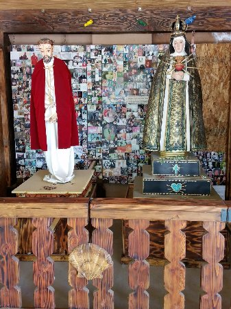 Chimayo, NM: shrine
