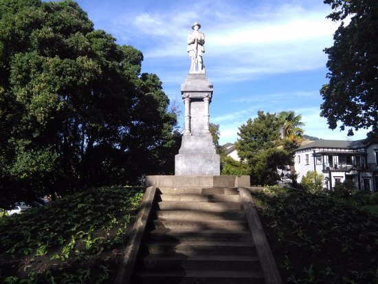 Nelson, New Zealand: 'Soldier-farmers' formed much of New Zealand's national character.
